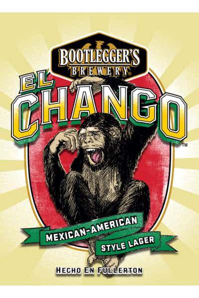 Bootlegger's El Chango Mexican Style Lager