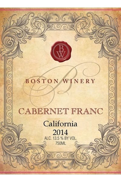 Boston Winery Cabernet Franc