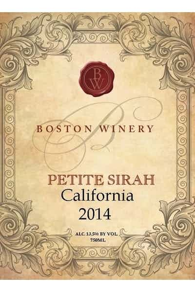 Boston Winery Petite Sirah