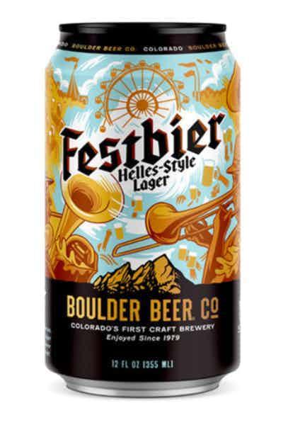 Boulder Beer Festbier Helles-Style Lager
