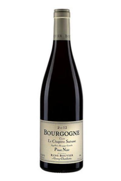 Bouvier Bourgogne Pinot Noir 2015