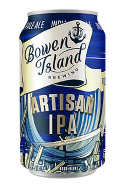 Bowen Island Brewing Artisan IPA