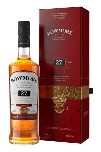 Bowmore 27 Year Trilogy Port Cask