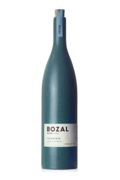 Bozal Tepeztate Mezcal