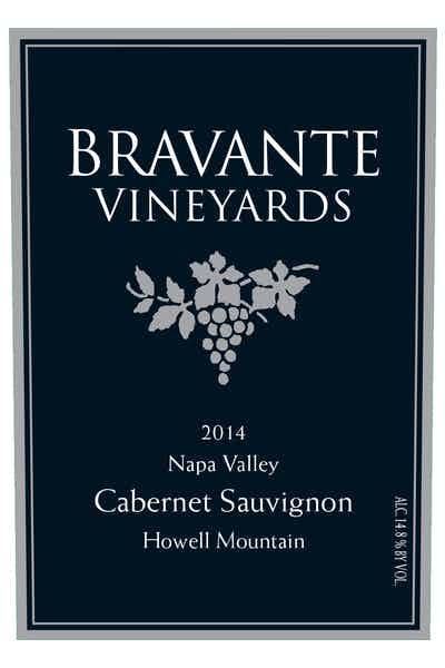 2014 Bravante Vineyards Cabernet Sauvignon