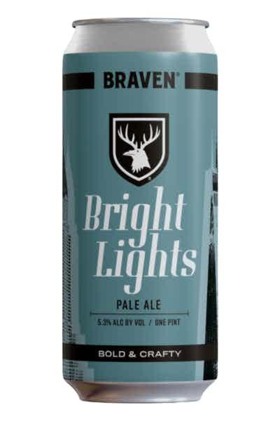 Braven Bright Lights Pale Ale