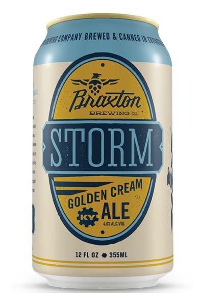 Braxton Storm Golden Cream Ale