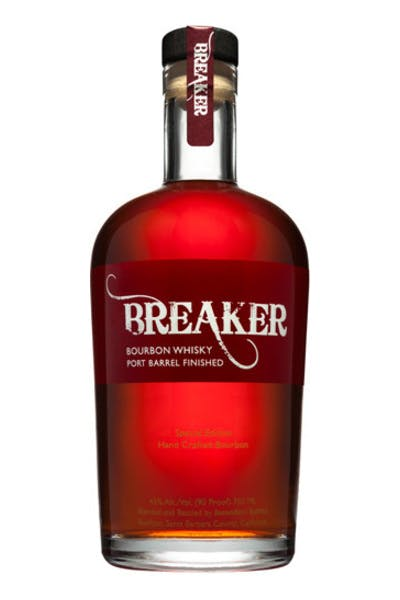 Breaker Port Barrel Finished Bourbon Whiskey