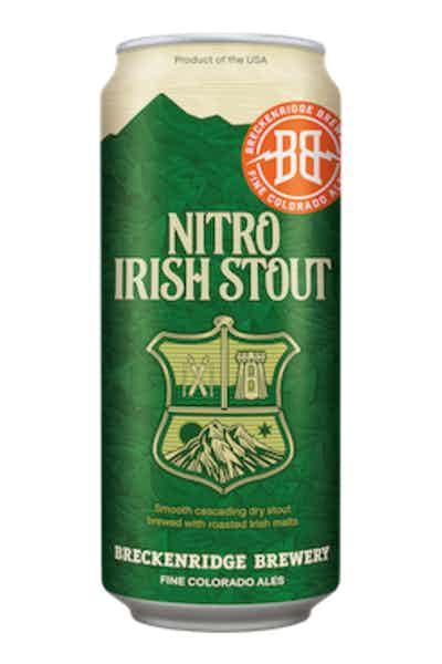 Breckenridge Brewery Nitro Irish Stout