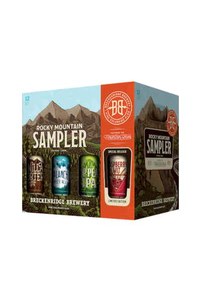 Breckenridge Brewery Rocky Mountain Sampler Pack
