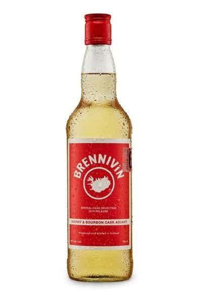 Brennivin Aquavit Special Cask Selection