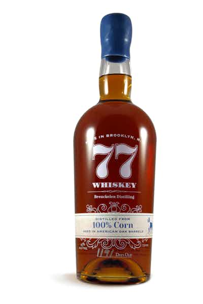 Breuckelen 77 Whiskey Distilled from Corn