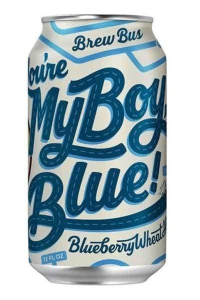 Brew Bus You're My Boy, Blue