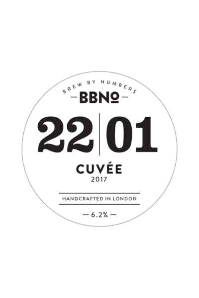 Brew By Numbers 22/01 Cuvée