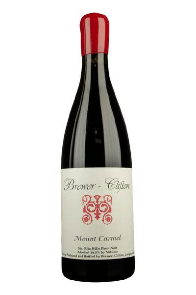 Brewer Clifton Pinot Noir Mt Carmel
