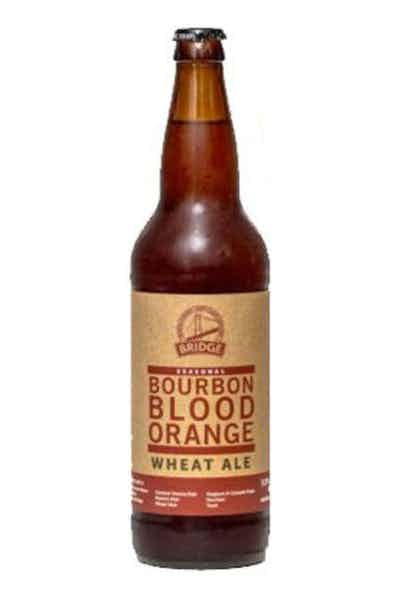 Bridge Bourbon Blood Orange Wheat Ale