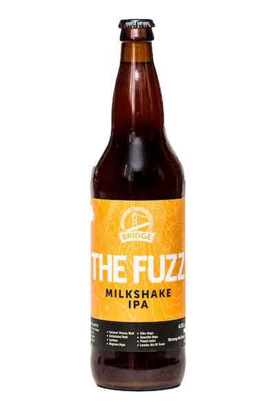 Bridge Brewing The Fuzz Milkshake IPA