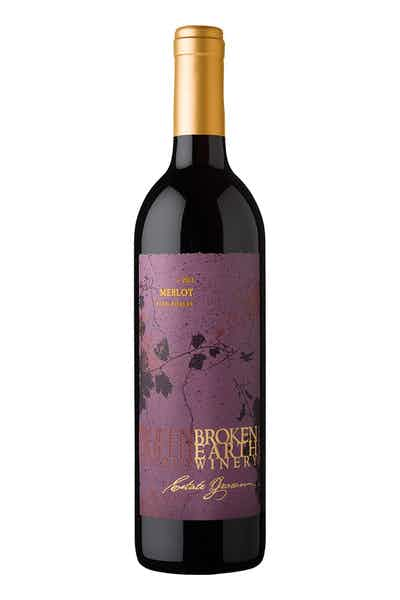 Broken Earth Merlot