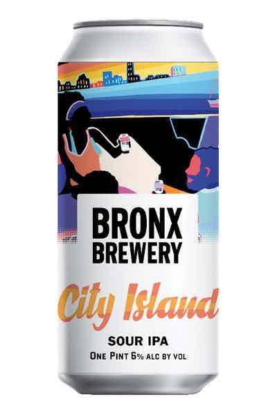Bronx Brewery City Island Sour IPA
