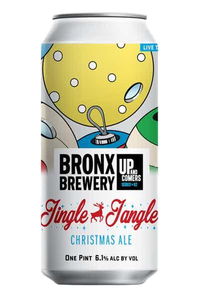 Bronx Brewery Jingle Jangle Christmas Ale