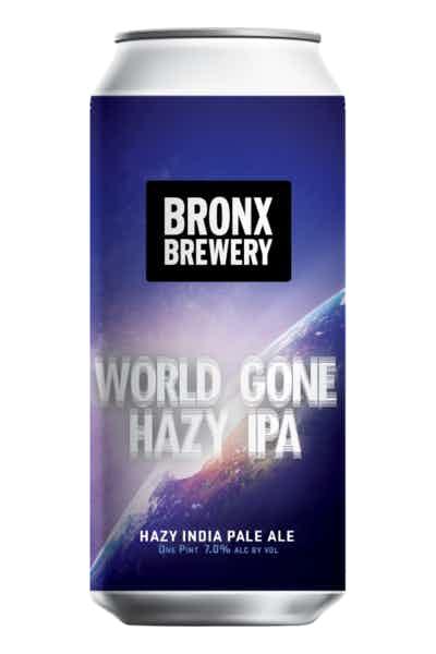 Bronx Brewery World Gone Hazy
