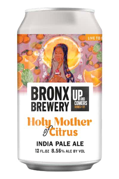 Bronx Holy Mother Of Citrus IPA