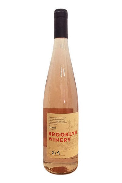 Brooklyn Winery Dry Rose