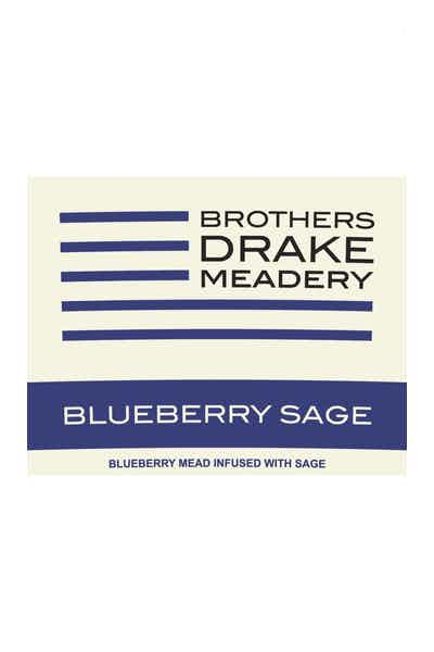 Brother's Drake Blueberry Sage Mead