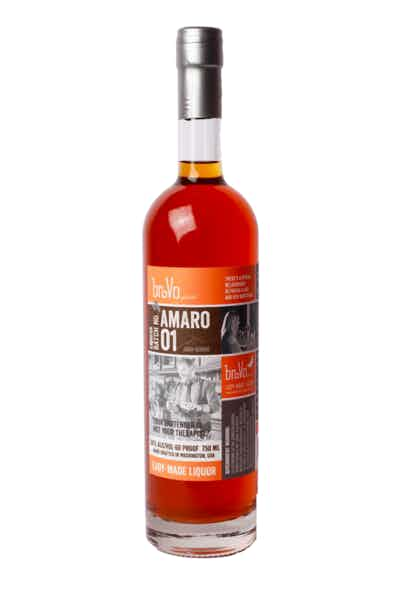 Brovo Amaro Batch #01