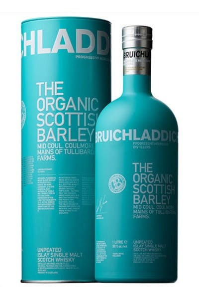 Bruichladdich The Organic Scottish Barley
