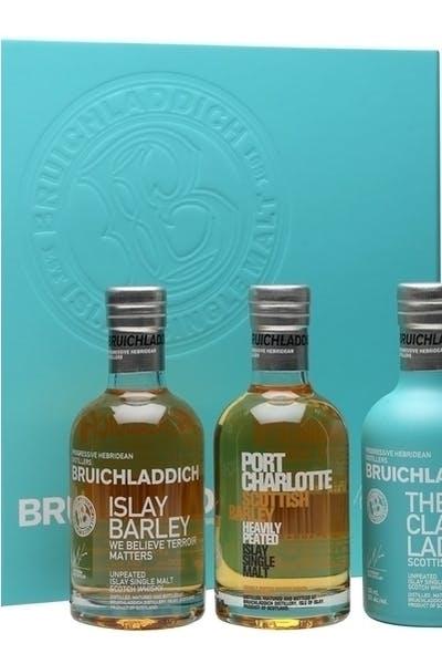 Bruichladdich Three Wee Laddie Tasting Collection