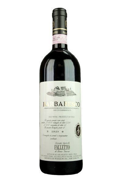Bruno Giacosa Barbaresco Asili Doc
