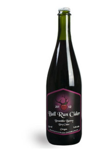 Bull Run Cider Bramble Berry