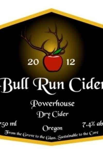 Bull Run Cider Powerhouse Dry Cider