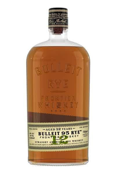 Bulleit Rye Aged 12 Years Whiskey