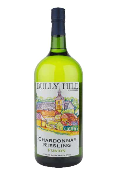Bully Hill Chardonnay Riesling