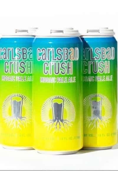 Burgeon Carlsbad Crush Mosaic Pale Ale