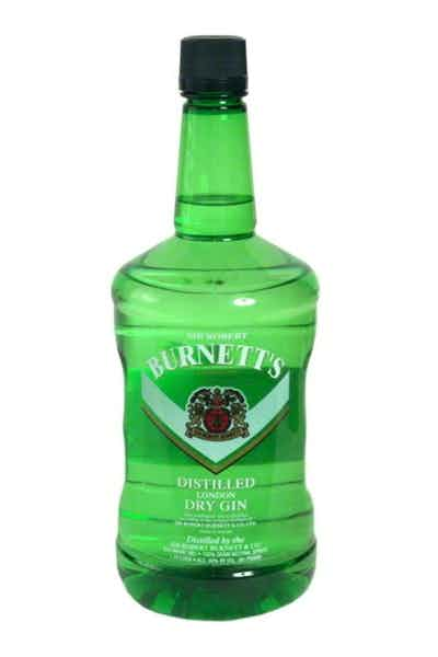 Burnett's Distilled London Dry Gin