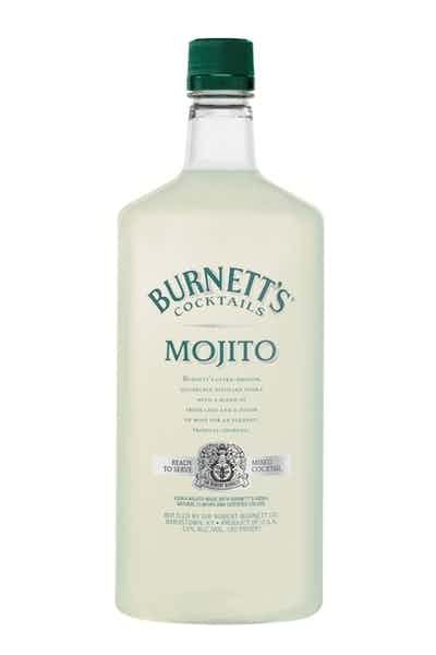 Burnetts Maple Syrup Vodka