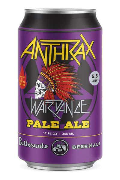 Butternuts Anthrax Wardance Pale Ale