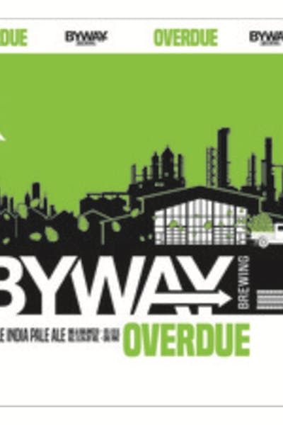 Byway Overdue Double IPA