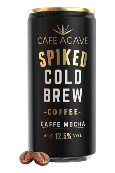 Cafe Agave Spiked Cold Brew Coffee Cafe Mocha