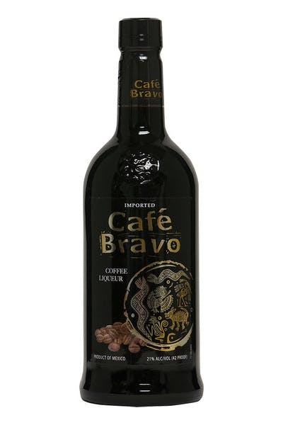 Cafe Bravo Coffee Liqueur