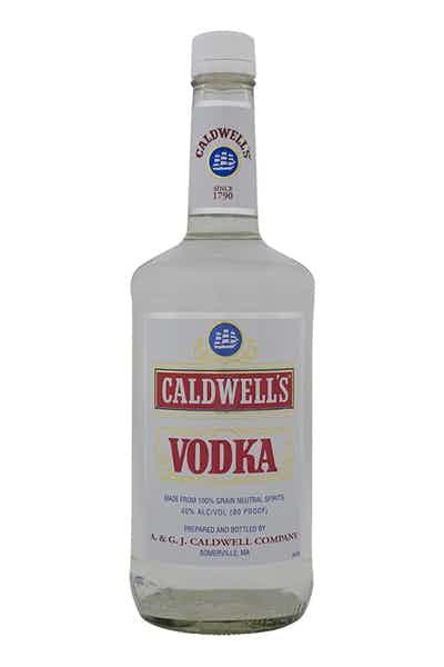 Caldwell's Vodka