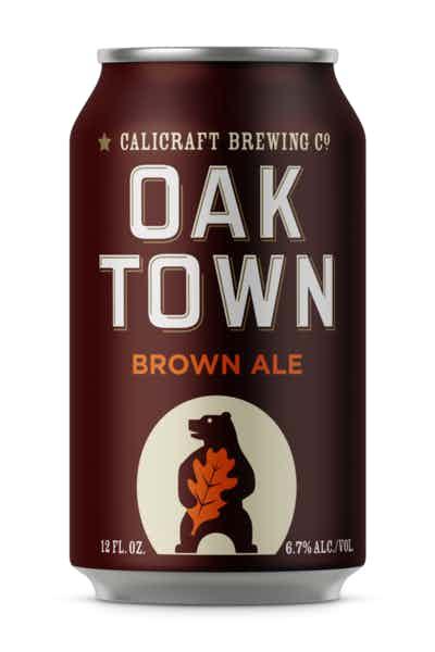 Calicraft Oaktown Brown Ale