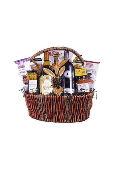 California Collectors Gift Basket