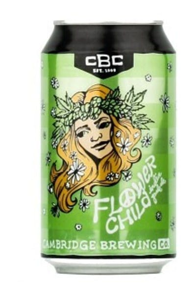 Cambridge Brewing Company Flower Child IPA
