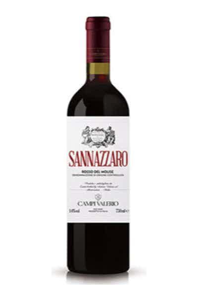 Campi Valerio Sannazzaro Molise Rosso