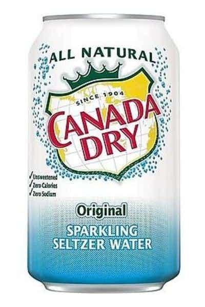 Canada Dry Original Seltzer
