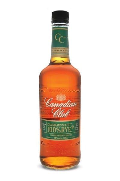 Canadian Club Chairman's Select 100% Rye
